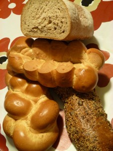Beautiful Swiss bread