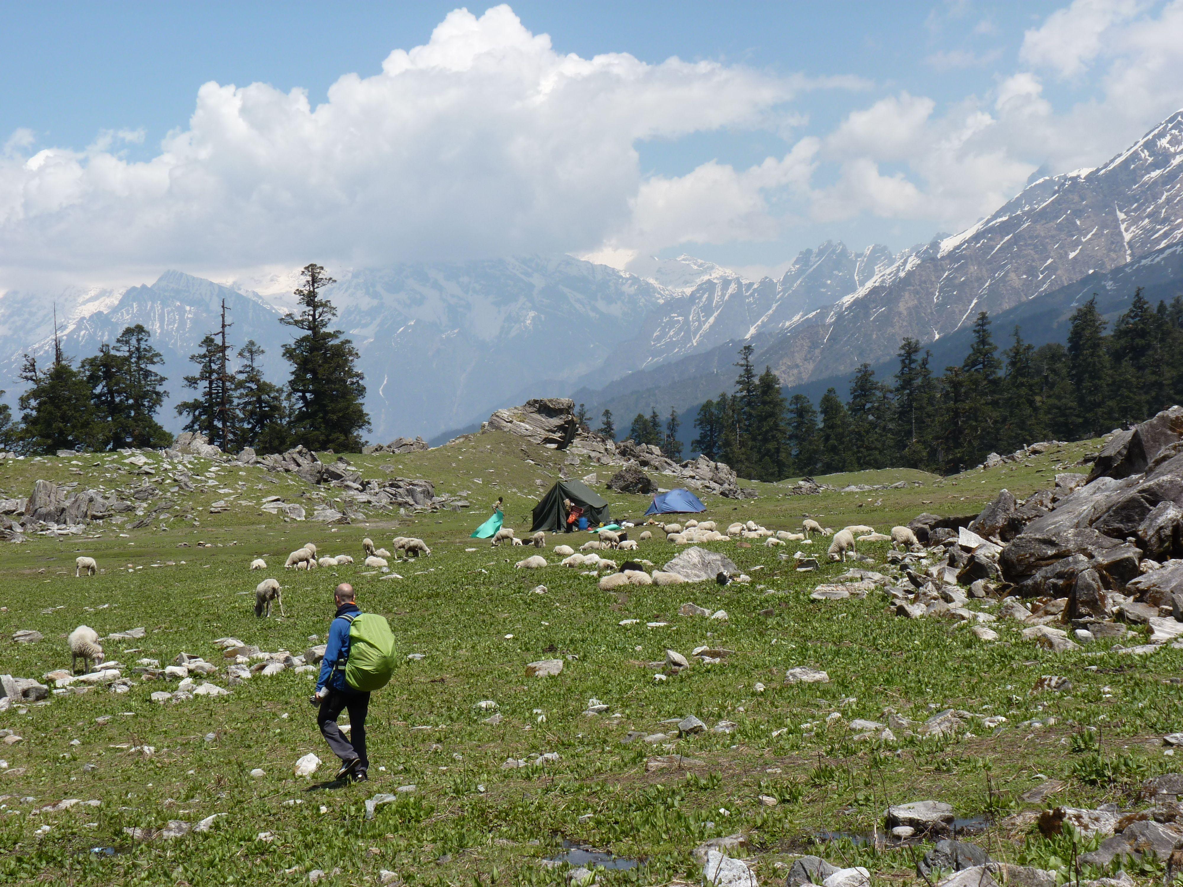 Pass Trek on The Kuari Pass Trek