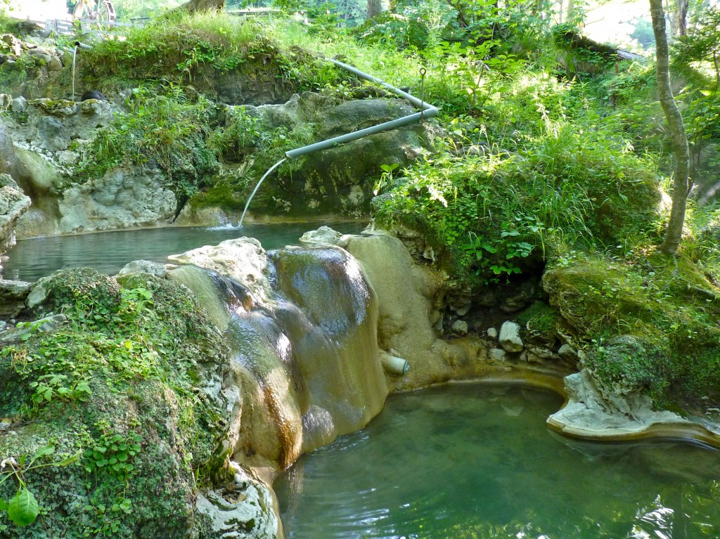 Iwaobetsu Onsen in Shiretoko National Park