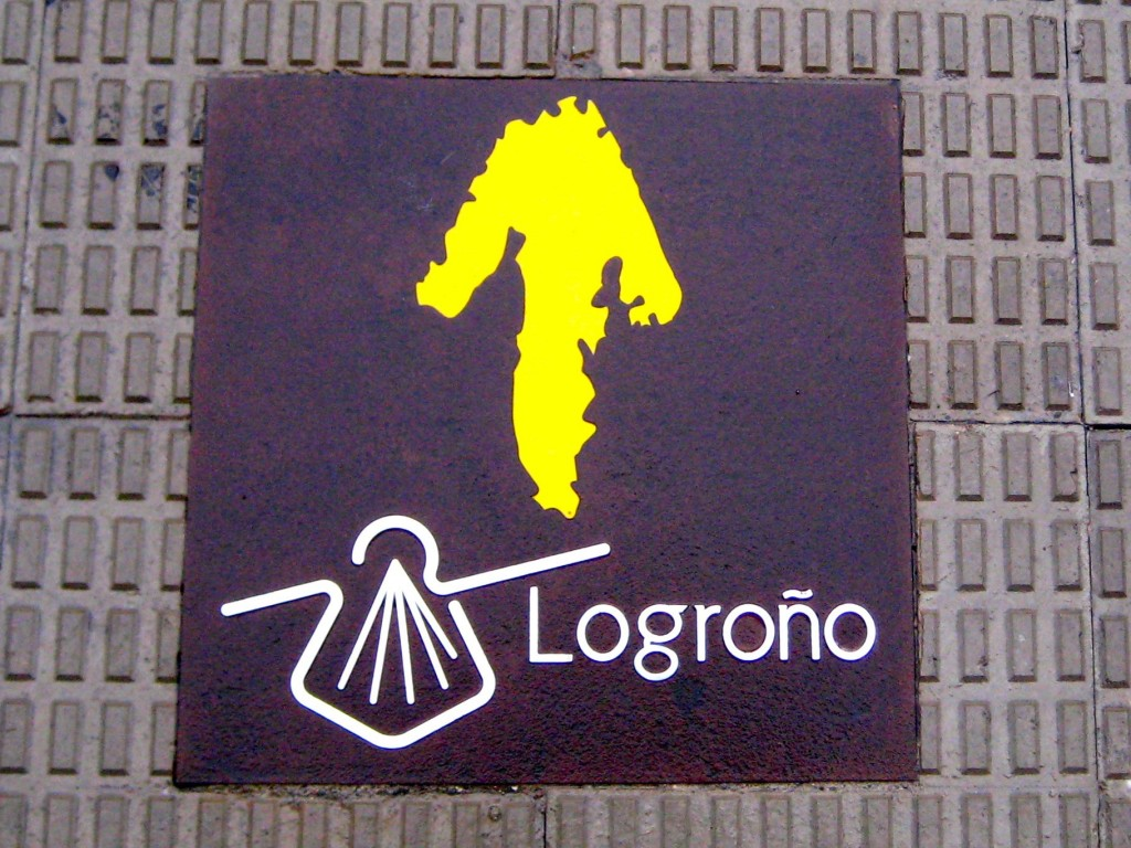 Yellow Arrow Camino de Santiago